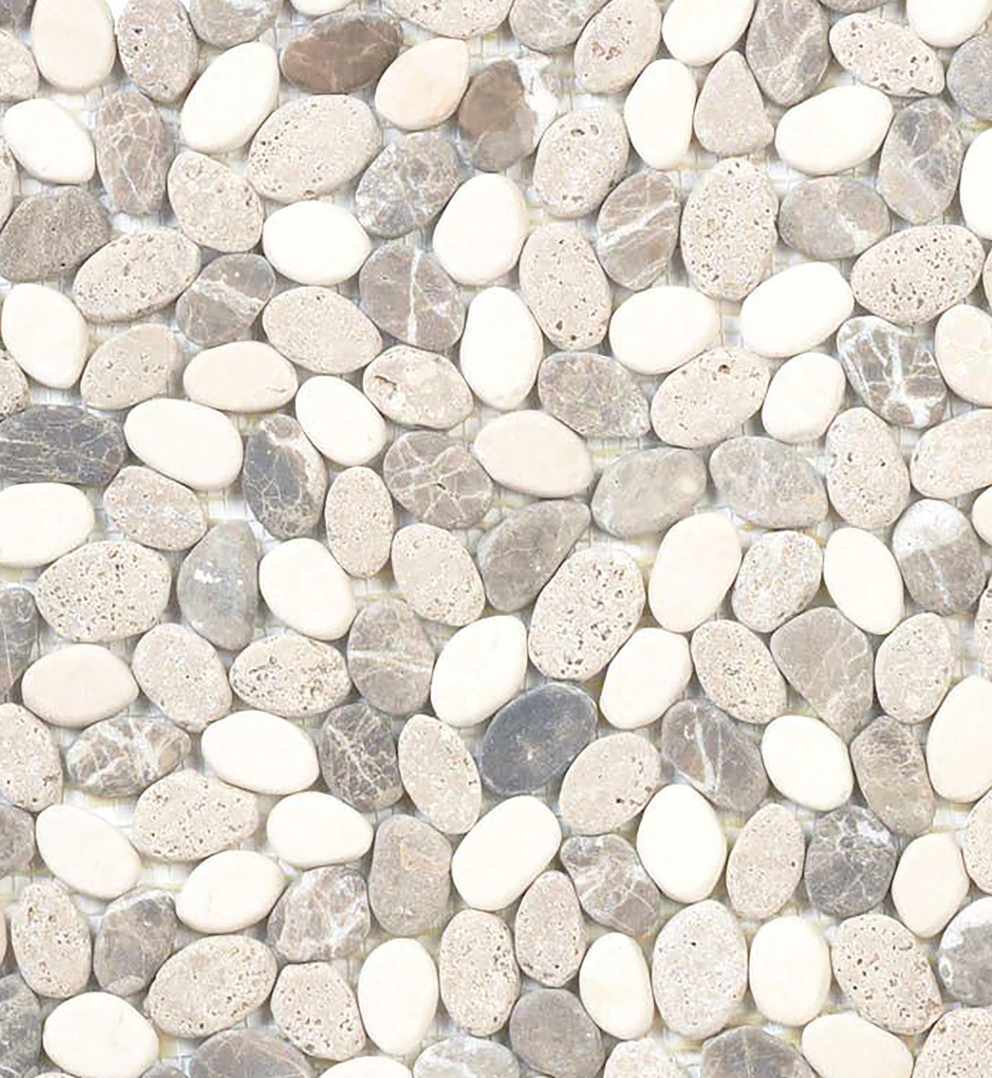 Pebble shower floors just say no jones sweet homes dailygadgetfo Choice Image