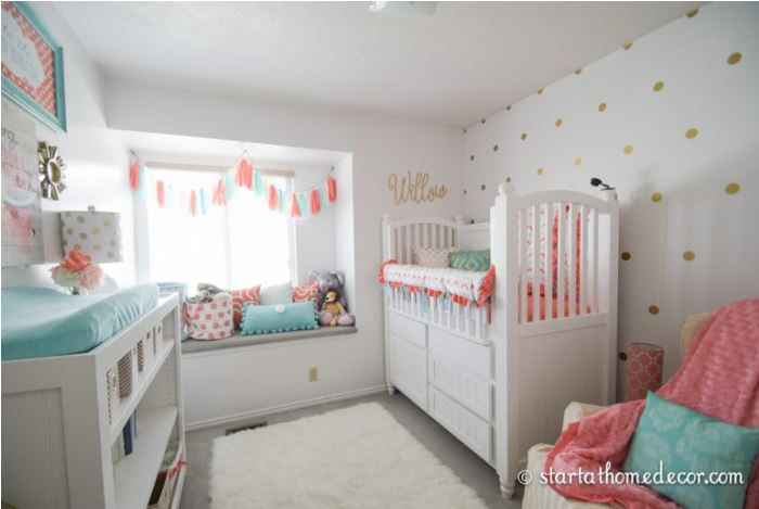 The Best Paint Colors for a Toddler Girl's Room - Jones Sweet Homes blog