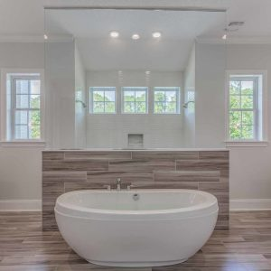 Builder tile & design consultation, photo and home by Fox Signature Homes