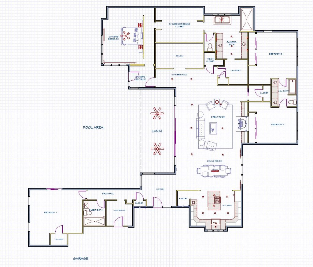 Creating 3D Floor Plans   Jones Sweet Homes Blog
