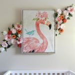 Flower Wall Installation DIY {Step-By-Step}