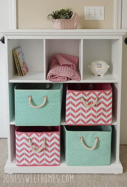 Six Pretty Ways to Organize Your Kid's Stuff