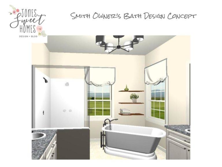E-Design, Bathroom 2
