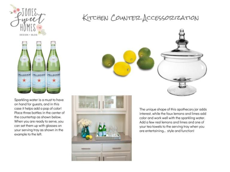 E-Design a la carte, kitchen accessories 2