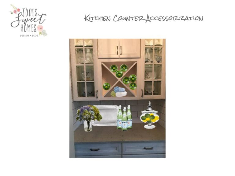 E-Design a la carte, kitchen accessories 3