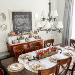 Merry & Bright Blog Hop {Dining Room}